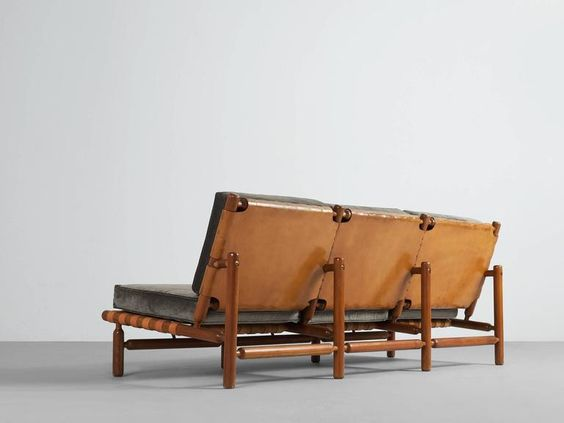Rare Sofa Designed by Ilmari Tapiovaara 5