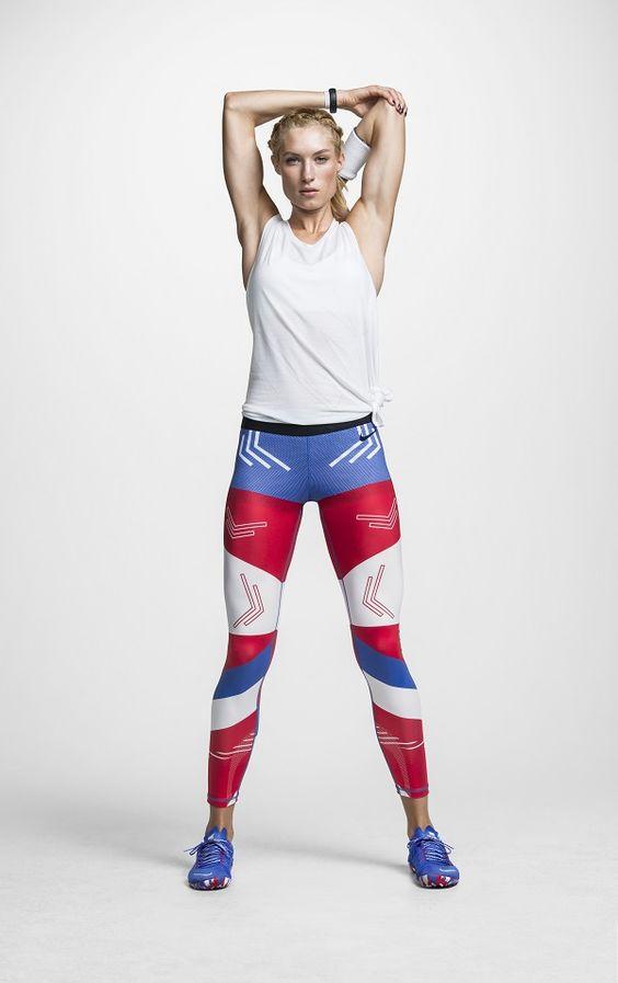 La panoplie Nike de la supportrice américaine pour la Coupe du Monde!