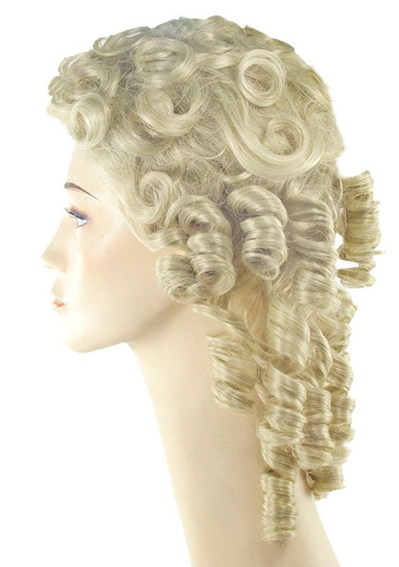 Southern Belle Attach Champagne Blonde Adult Wig