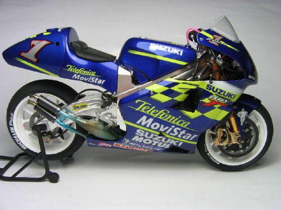 Suzuki Rggamma Motorcycle