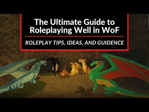 How To Roleplay Rp Tips Ideas And Guidance Youtube Roleplay Guidance Tips