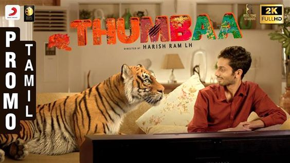 Thumbaa Title Video Throngs Up Million Likes From Kids and Family