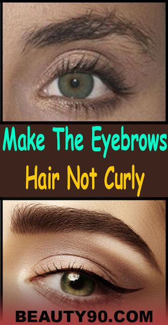 Curly Eyebrows : curly, eyebrows, Eyebrows, Curly, Beauty, Beautiful, Eyebrows,