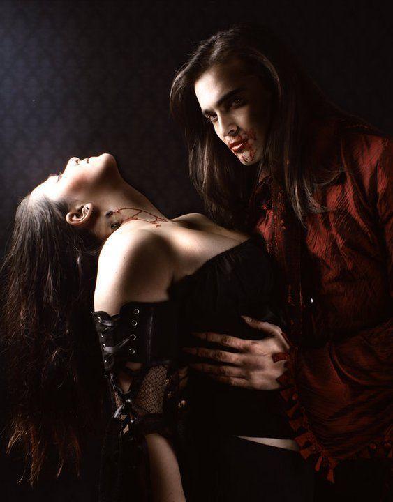 vampire love: