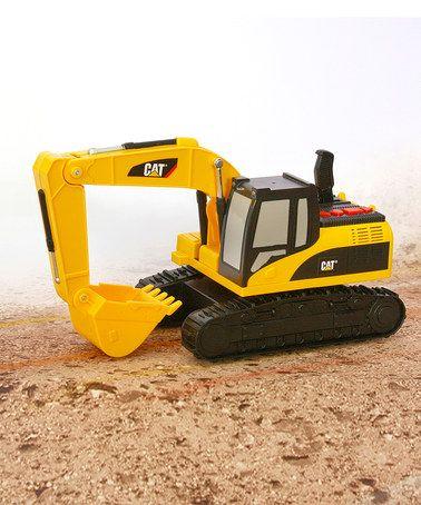 Another great find on #zulily! CAT Machines Excavator #zulilyfinds