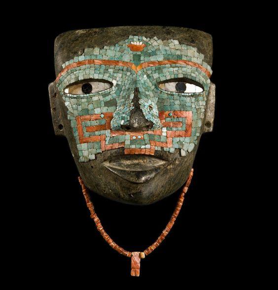 What is la mascara de teotihuacan?