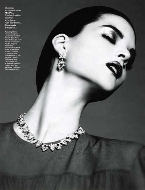 Grazia Italy - So Luxe.  September 2011.  Photography by Damon Baker.