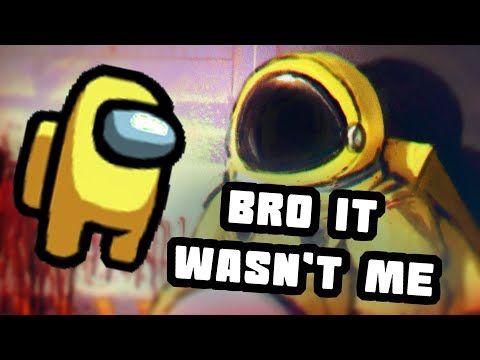 This Isn T What It Looks Like Among Us Fanart Youtube Fan Art Stupid Memes Video Game Fan Art