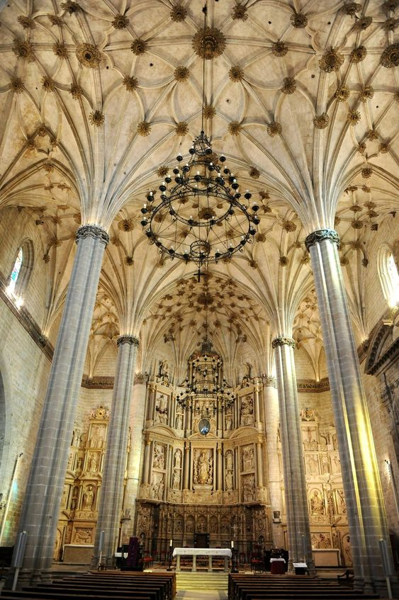 Barbastro Cathedral Huesca Spain 16th Century