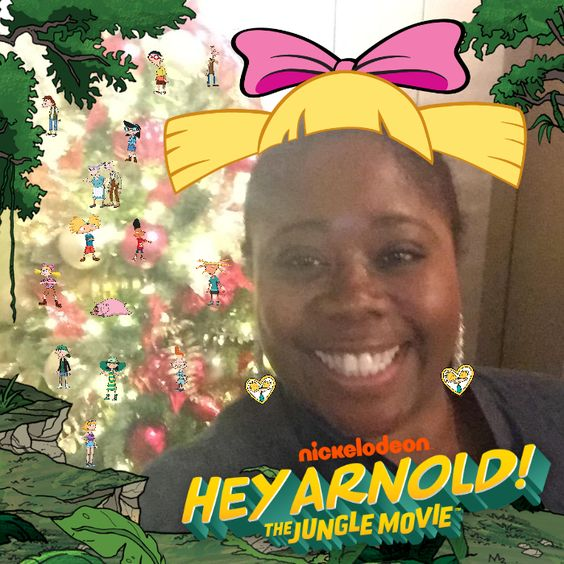 Gear up for The Jungle Movie by creating your own custom #HeyArnold image! @Nickelodeon @officialheyarnold #HeyArnold #TheJungleMovie