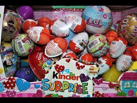 لول سبرايز و كندر جوي سبرايز 2 لول و 1 كندر كنز المفاجآت العاب بن Best Kids Toys Kids Toys Kinder Surprise