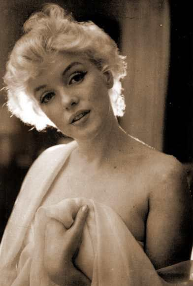 MM shot by Cecil Beaton