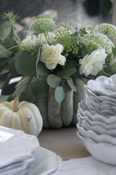 our thanksgiving table... – Greige Design