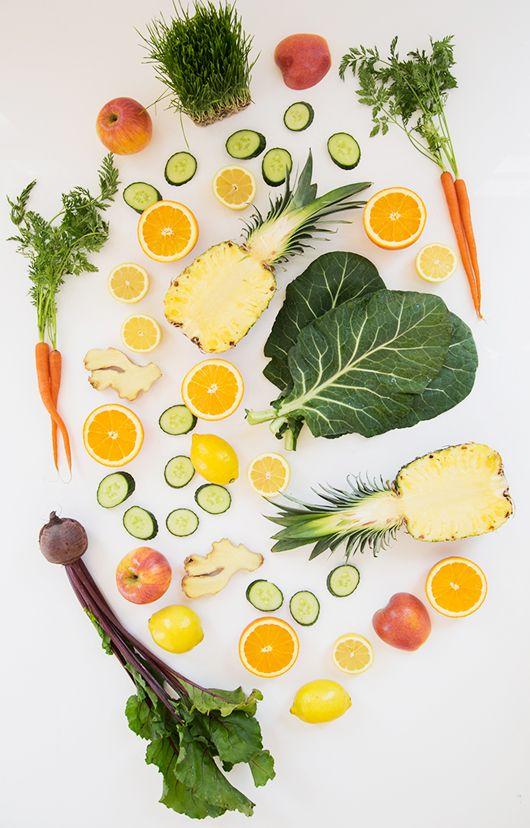 fresh juice ingredients / sfgirlbybay: