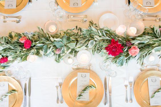 Wedding Venue: Bel-Air Bay Club - http://www.stylemepretty.com/portfolio/bel-air-bay-club Floral Design: Olive Willow Designs - http://www.stylemepretty.com/portfolio/olive-willow-designs Photography: Jasmine Star Photography - jasminestarphotography.com   Read More on SMP: http://www.stylemepretty.com/california-weddings/2016/09/08/glamorous-cranberry-blush-bel-air-bay-club-wedding/