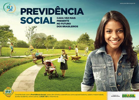 Cartaz - Previdência Social