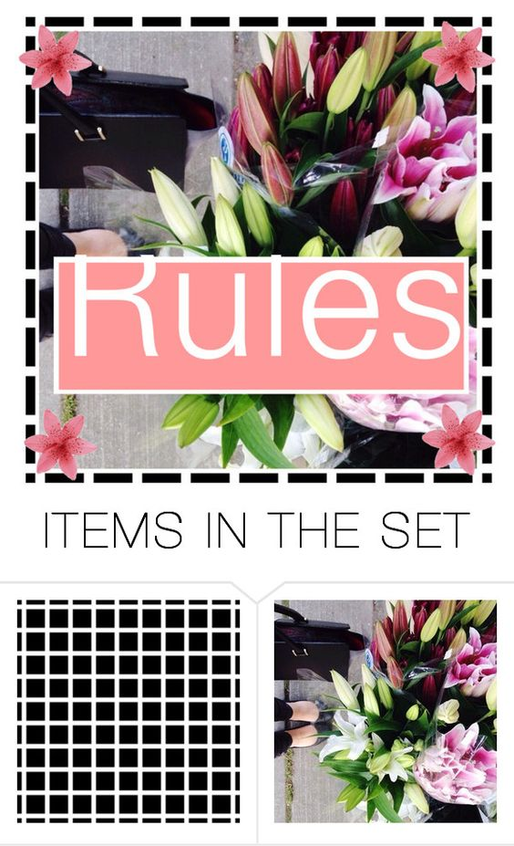 """""""Rules"""" by tilltheend1d ❤ liked on Polyvore featuring art"""