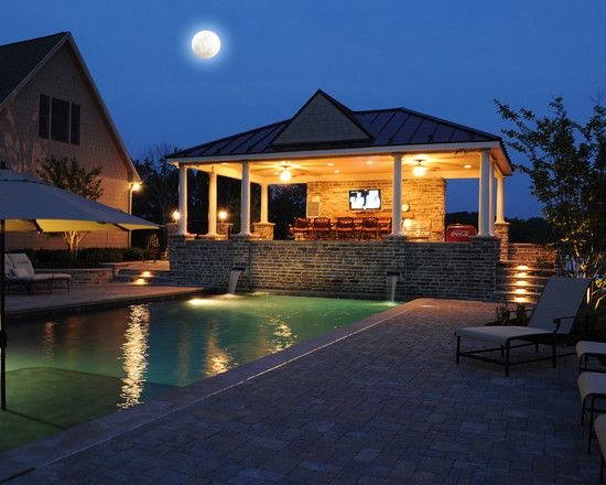 Traditional Pool Design, Pictures, Remodel, Decor and Ideas - page 94