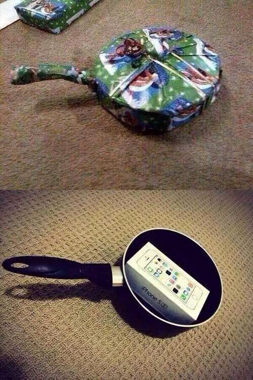 Gift ideas for someone you are hookup