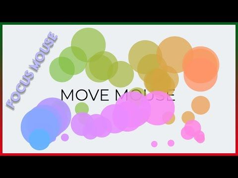 Mouse hover effect