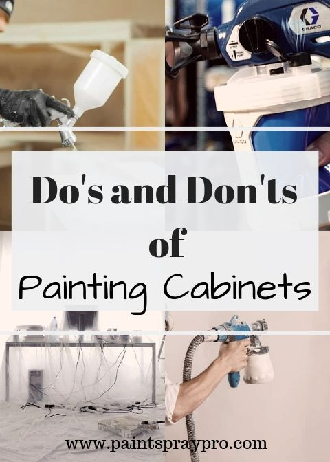 Best Paint Sprayer For Cabinets Best Paint Sprayer Budget
