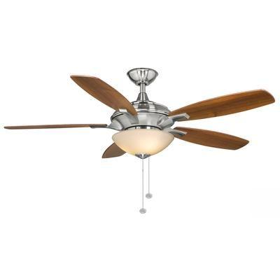Hampton Bay - Ventilateur de plafond Springview de 132 cm (52 po) - 44922 - Home Depot Canada