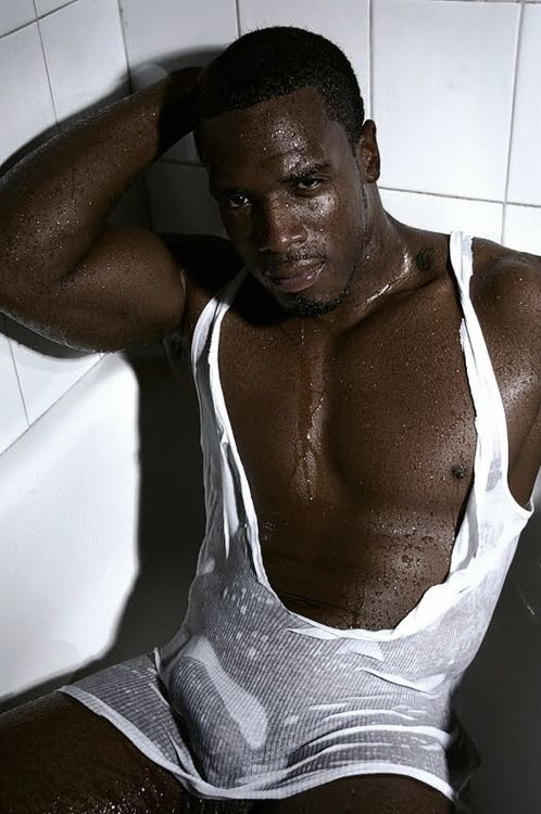 Black man sexy naked — pic 15
