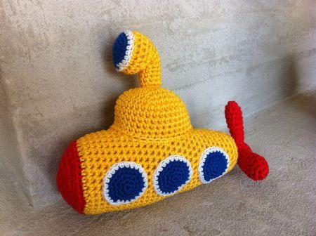 Yellow Submarine - www.wolter.dk/marianne