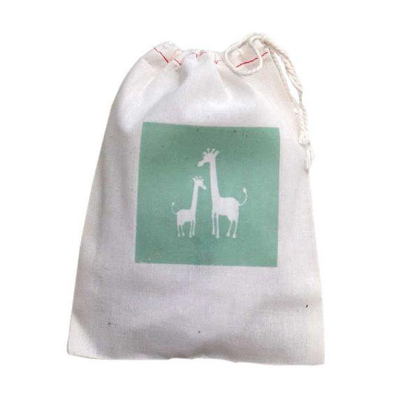 gift bag giraffe