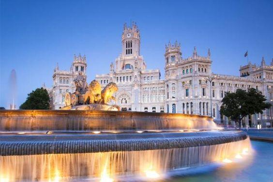 El encanto de Madrid. Arte, saber y atardeceres en la capital del buen ambiente.