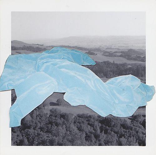 vjeranski   Justyn Hegreberg collage with blanket and...