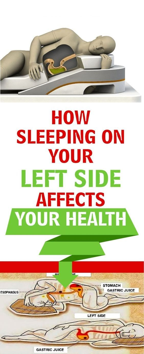 How Sleeping On Your Left Side Affects Sleeping On Left Side Bad For Heart Which Side Is Best To Sleep On Left Or Right S Health Health Benefits Health Info