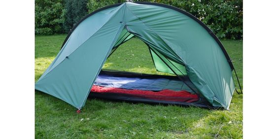 NEW 2 PERSON, SIDE ENTRY TENT