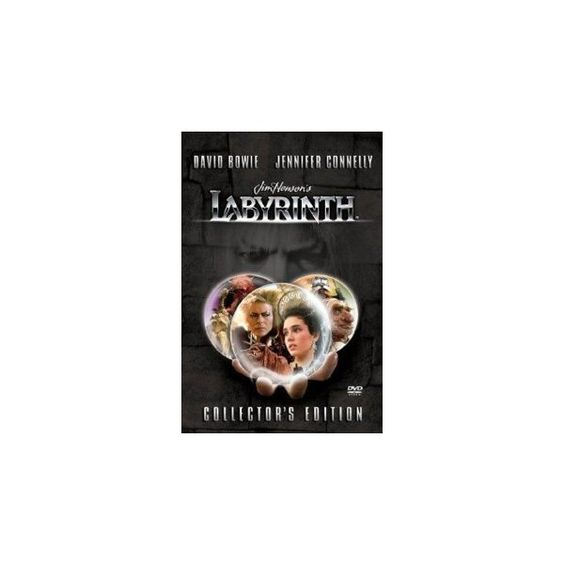 Labyrinth ❤ liked on Polyvore featuring labyrinth and movies