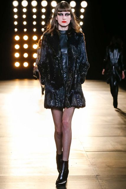 Saint Laurent, Look #12