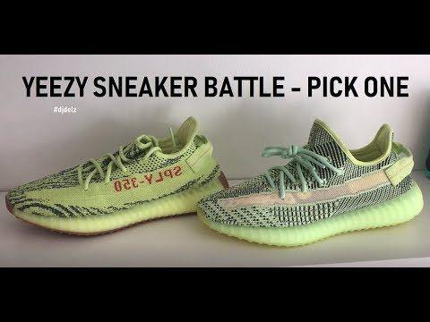 adidas Yeezy Boost V2 350 Yeezreel VS