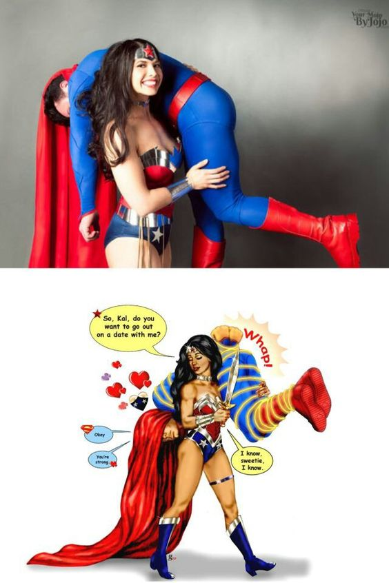 is superman dating wonder woman Dc rebirth: how being a dad changes superman christian holub  (superman dating wonder woman no sidekicks for the flash) to mixed results, .