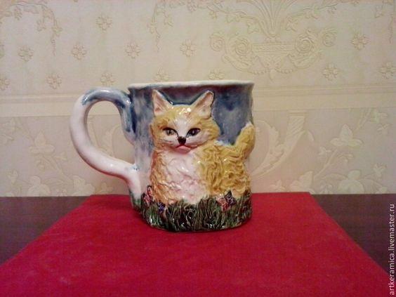 чашки кот - Поиск в Google