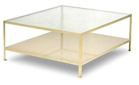 90 DEGREE COFFEE TABLE - Dering Hall