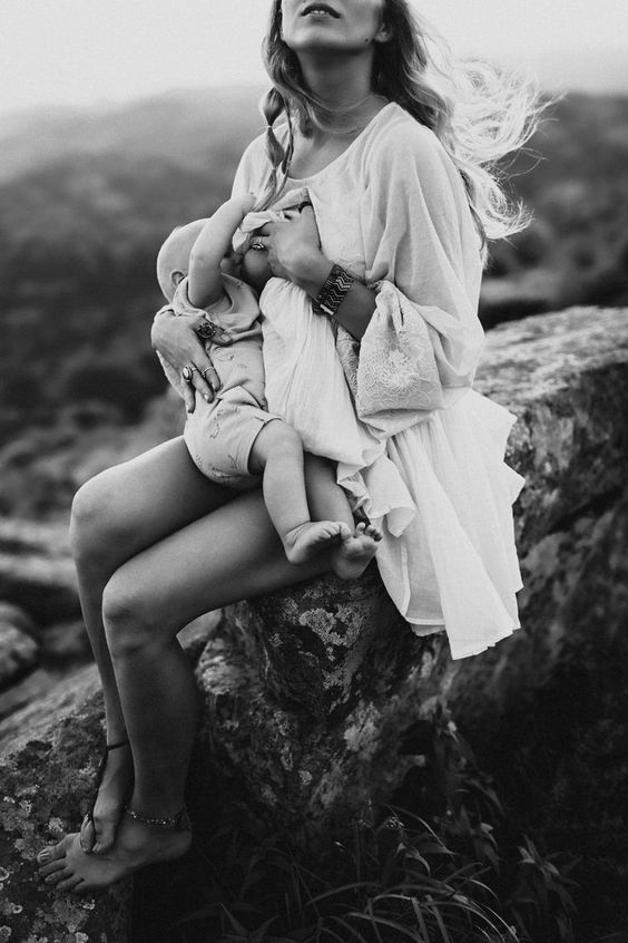#mother # Breastfeeding Photoshoot 14 Best motherly / fatherly images in 2020