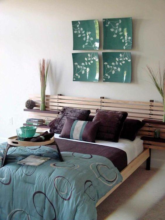 20 t tes de lit faire soi m me pour avoir une chambre pas comme les autres. Black Bedroom Furniture Sets. Home Design Ideas