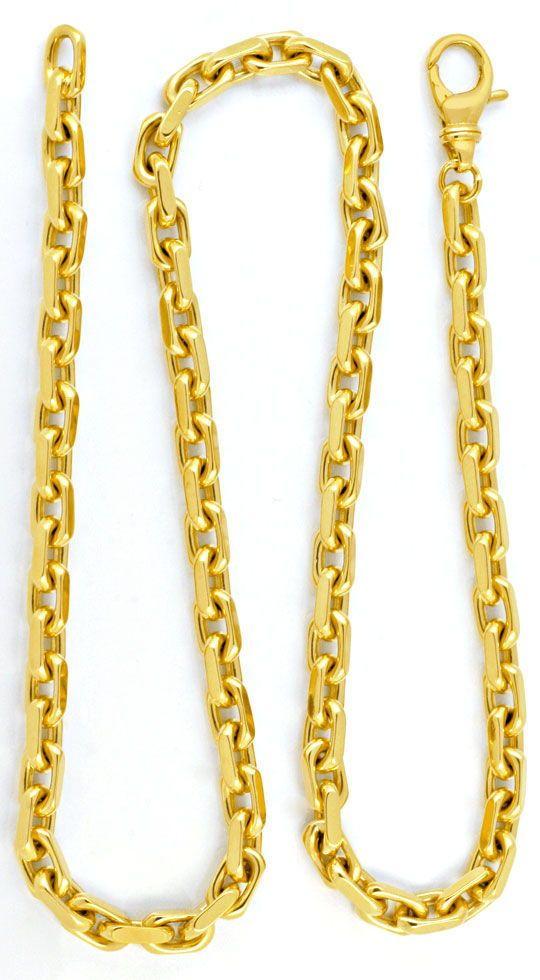 Massiv goldkette herren Goldketten für