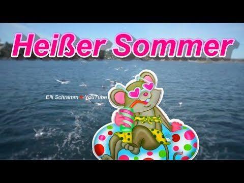 Guten Morgen Ich Wunsche Dir Einen Schonen Sommertag Liebe Grusse Von Mir Youtube Youtube Sommer Sommertag