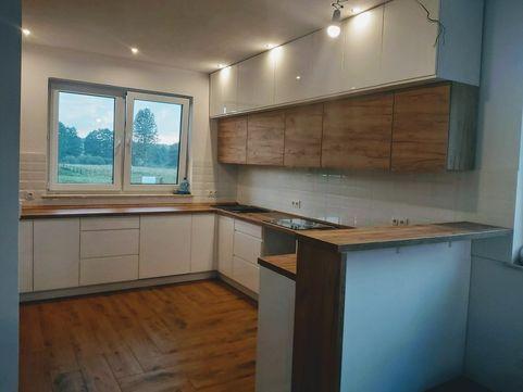 Meble Kuchenne Na Wymiar Producent Kitchen Kitchen Cabinets Decor