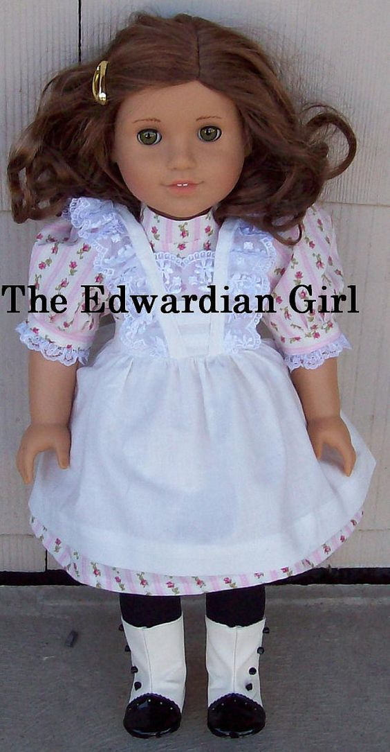OOAK Samantha Rebecca American Girl doll party by TheEdwardianGirl, $30.00