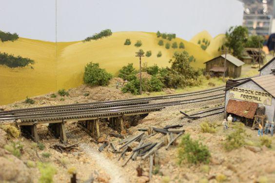 Fremo H0 USA - HEB Rodgau | Modellbahn