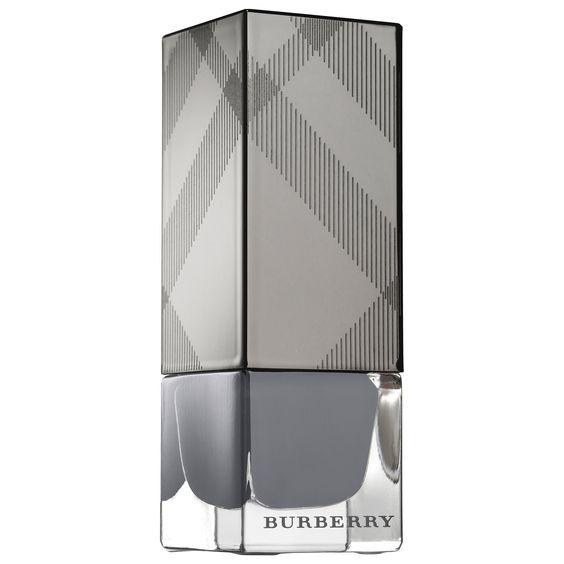 Burberry Nail Polish in Storm Grey