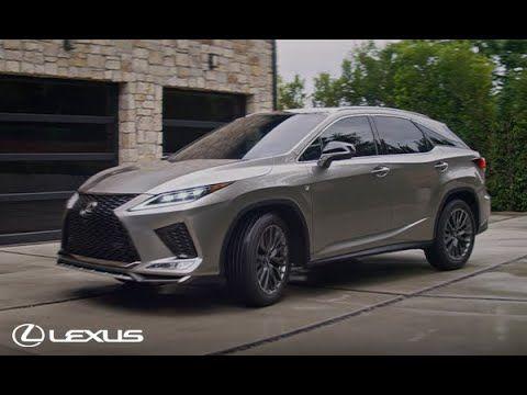 The New 2020 Lexus Rx F Sport Signature Lexus Lexus Lexus Rx 350 Lexus Models