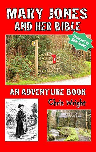 Mary Jones and Her Bible: An Adventure Book by Chris Wright http://www.amazon.com/dp/B0165NTJ0M/ref=cm_sw_r_pi_dp_3B9cxb076GRW2-The true story of Mary Jones who saved for six years to buy a Bible of her own. In 1800, when she was 15, she thought she had saved enough, so she walked barefoot for 26 miles (more than 40km) over a mountain pass and through deep valleys in Wales to get one. That's when she discovered there were none for sale!