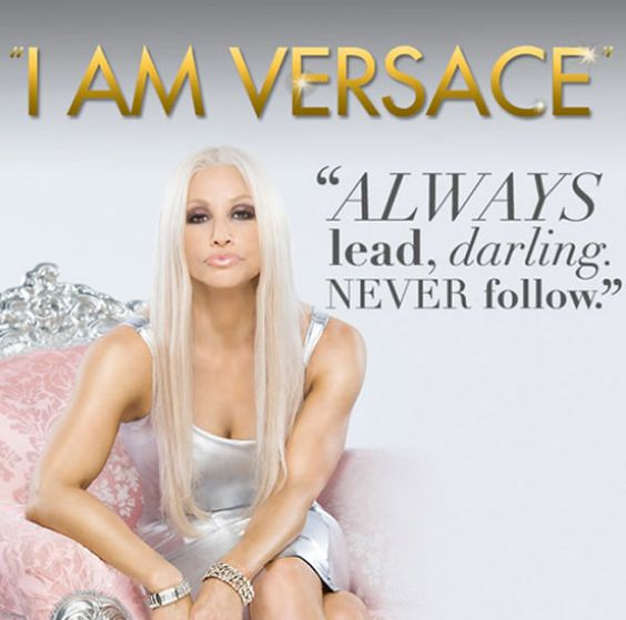 Donatella Versace: 5 Things To Know About Her Lifetime Movie